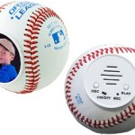 Can you sign, record your voice, and give me a picture for my Rawlings Recordable Autograph Ball?
