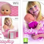 Baby and Me Special Edition for the Nintendo Wii has actual doll peripheral