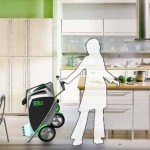 Bag or Bike: The Electric Bike that is also a cart