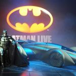 New Batmobile design is earth-friendly, designed by a legend