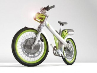 Matra MS-1 Electric Bike