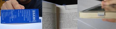 Atilina Book Marker