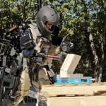 Raytheon Sarcos XOS 2 exoskeleton