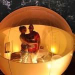 Come to France, stay in a bubble
