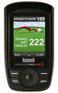 The Yardage Pro GPS is like a caddy in your pocket.