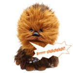 Chewbacca Talking 15″ Plush