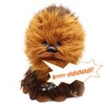 Chewbacca Talking 15″ Plush