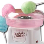 Hard Candy Cotton Candy Maker