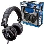 Darth Vader DJ Stereo Headphones