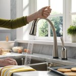 Pilar Faucet turns on from just a touch