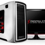 Digital Storm ODE gaming system