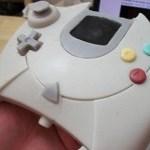 Dreamcast controller soap