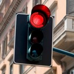 Eko Stoplight gives countdown on red light