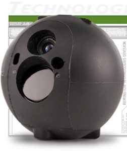 The Eye Ball R1 can give troops a better view of enemy positions with a simple toss.