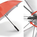 Fanbrella provides both shade and wind