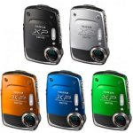 Fujifilm FinePix XP30 camera sports GPS capability