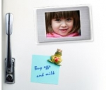 Fridge Magnet Digital Photo Frame