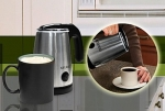 Keurig Milk Frother for Single Serve and One Cup Coffee Makers