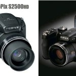 Fujifilm FinePix S2500HD megazoom camera