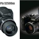 Fujifilm FinePix S2500HD megazoom camera
