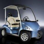 Garia LSV Concept Car