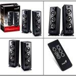 Genius SP-HF2020 2-tower speaker system