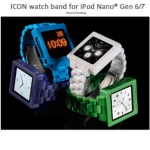 HEX supports new iPod nano with polycarbonate Icon band