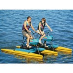 Hydrocycle lets you move around easily on water