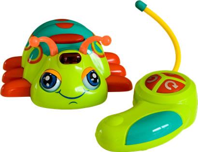Radio Controlled iBug - Caterpillar