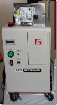 Norazza data destroyer