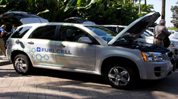 Chevy Fuel Cell Cars