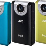 JVC unveils Picsio pocket cameras for the masses