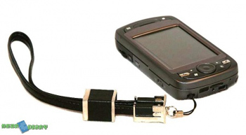 WirelessGround USB Leather Hand Strap