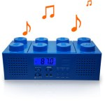 LEGO Boombox – no blocked up sound from this!