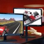 LG DX2500 glasses-free 3D monitor