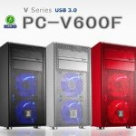 Lian Li Mini Tower PC-V600F chassis unveiled