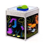 Four Shared Cube – Lite Brite
