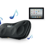Logitech Wireless Boombox for the iPad