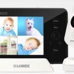 Lorex LiveSense Baby Monitor