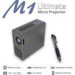 AAXA Technologies has new M1 Ultimate Micro Projector