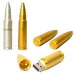 Machine Gun Ammo USB Drive