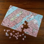 Select-A-Map Personalized Jigsaw Puzzle.