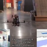 Voice controlled Quad-copter out of MIT