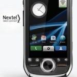 Motorola i1 is new Nextel Direct Connect Smartphone