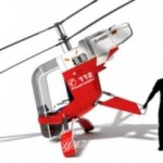 Muecke Personal Commuter Helicopter