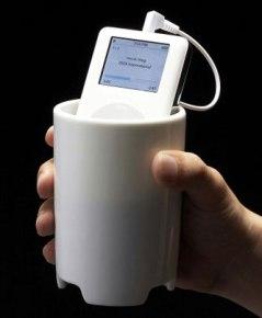 Music Mug Portable