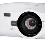 NEC offers two new professional installation projectors