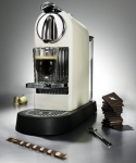 Nespresso CitiZ Single Serve Coffee and Espresso Maker