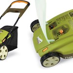 The Neuton CE 6 Lawn Mower with rechargeable battery