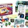 Optical Science And Art Kit teaches about optical illusions